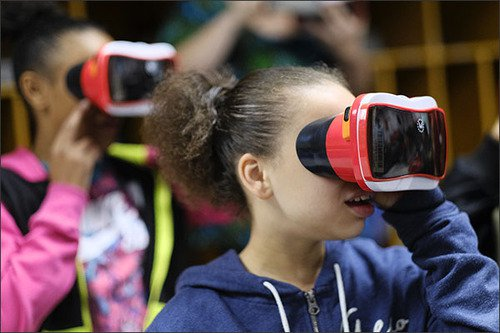 5 ways teachers can use VR